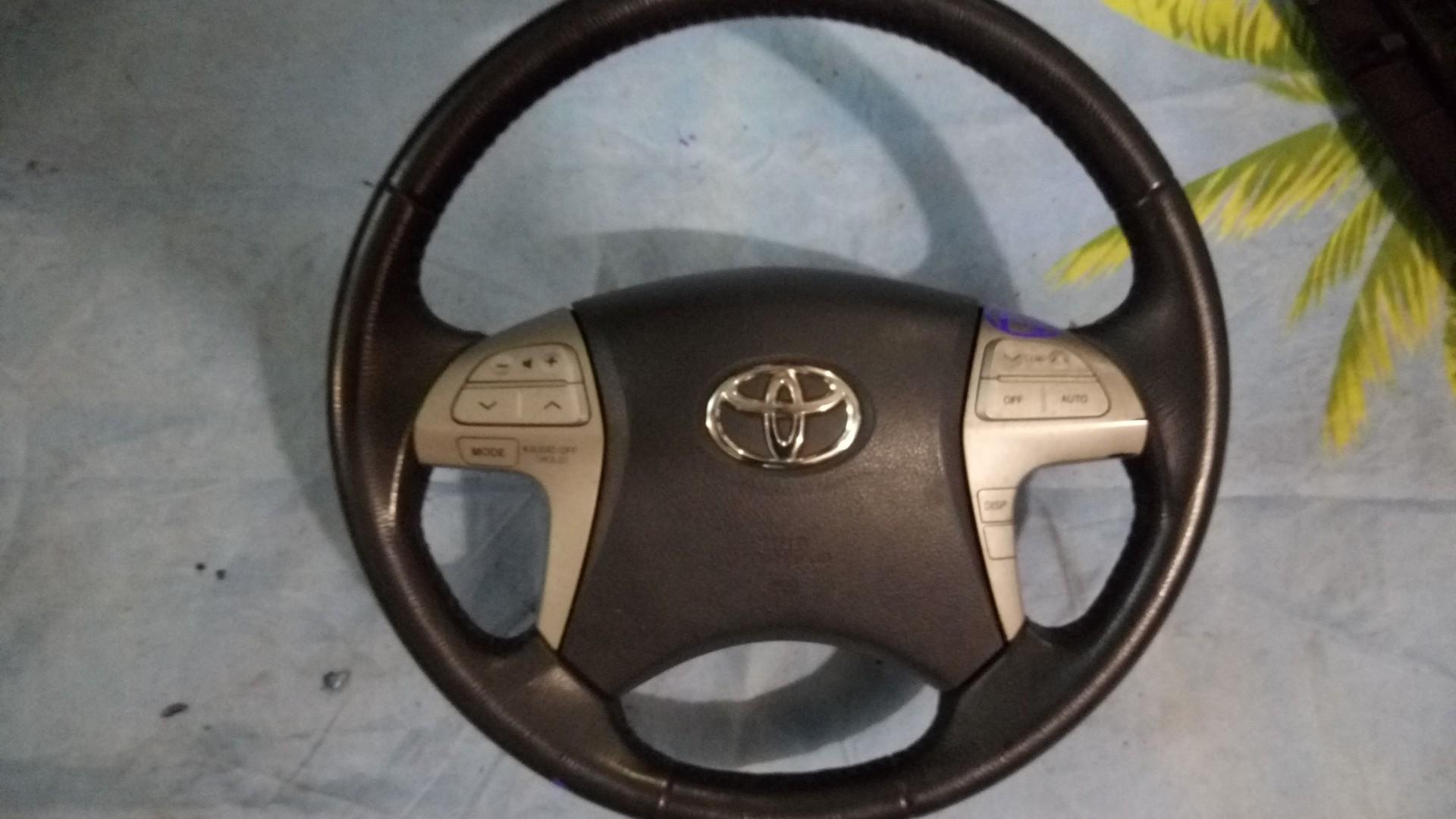 Размер колес на Toyota (Тойота) - Размер колес