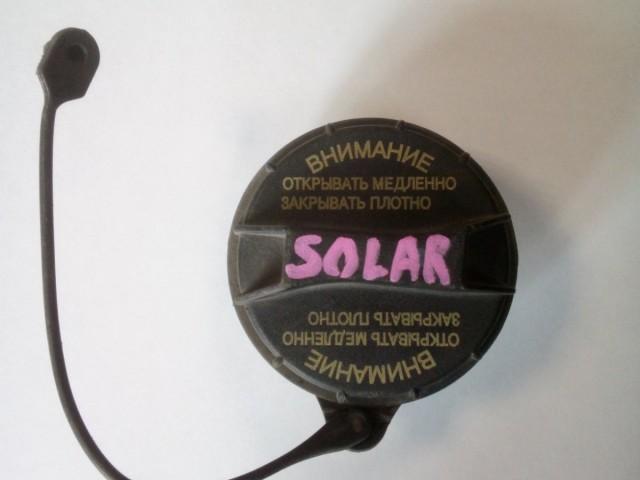 Пробка бензобака HYUNDAI Solaris