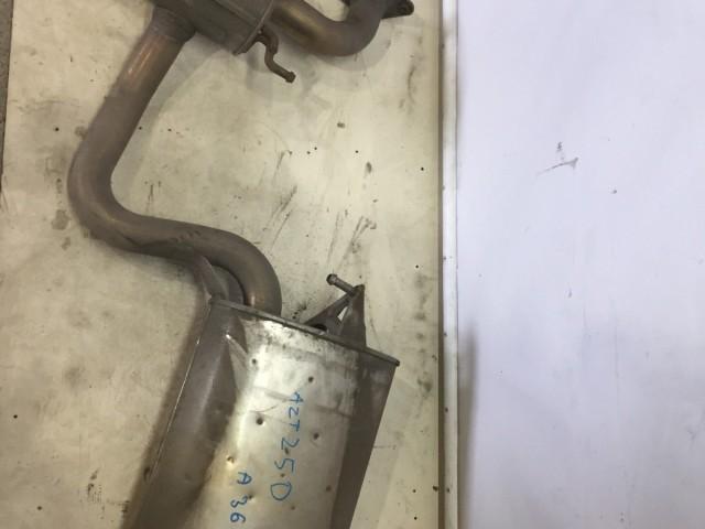 Глушитель TOYOTA Avensis