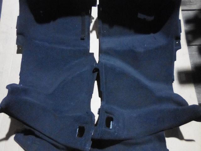 Обшивка багажника TOYOTA Avensis